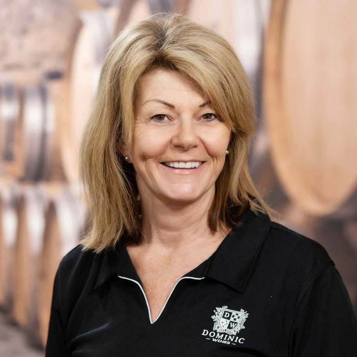 profile photo of Louise Spangler, production Administrator at Dominic Wines